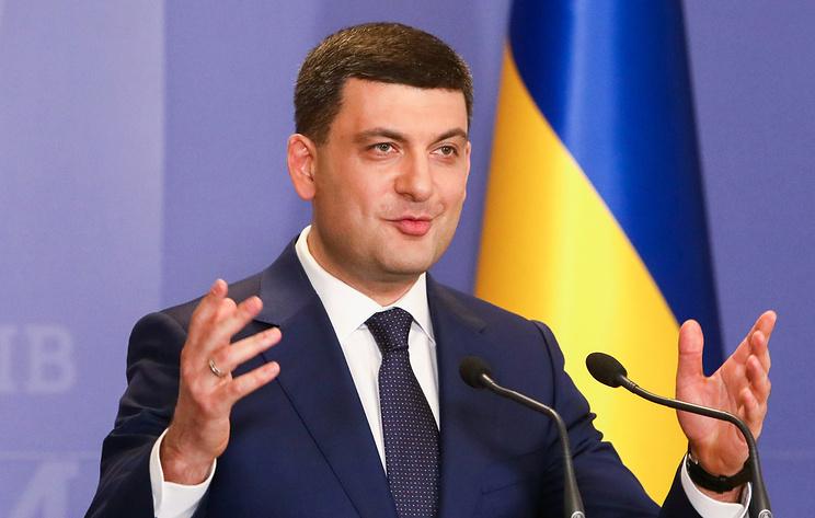 """Премьер Украины считает, что партиям Порошенко и Тимошенко пора """"отдохнуть на пенсии"""""""