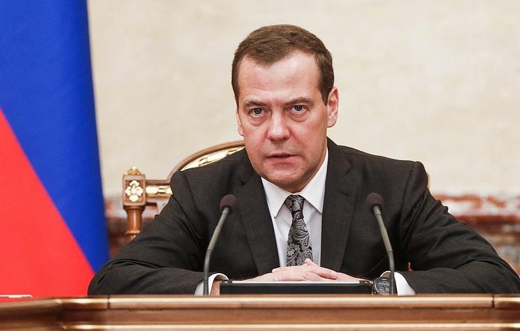 Медведев проведет заседание комиссии по иностранным инвестициям