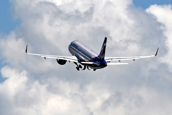 Занемогший пассажир «Аэрофлота» оценил действия бортпроводников на отлично
