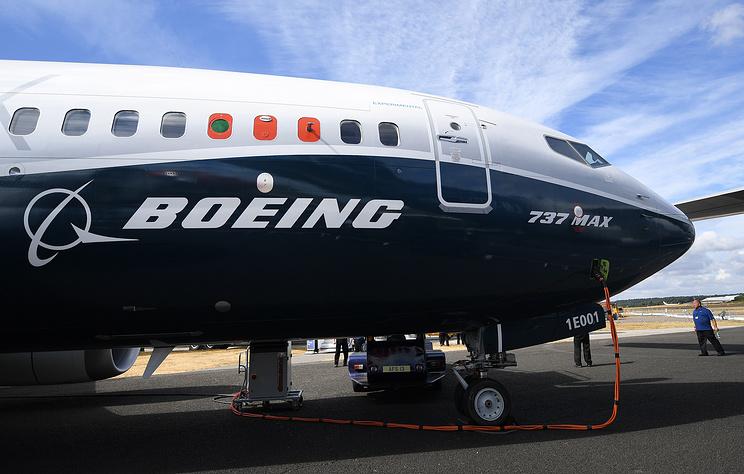 В Boeing допустили возможность изменения названия самолетов 737 MAX