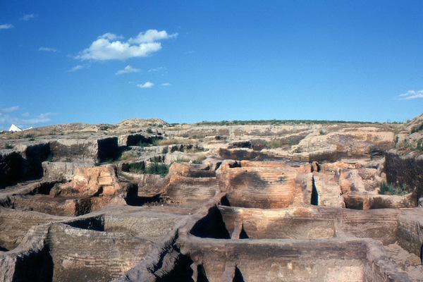 Названа причина исчезновения древнейшего мегаполиса