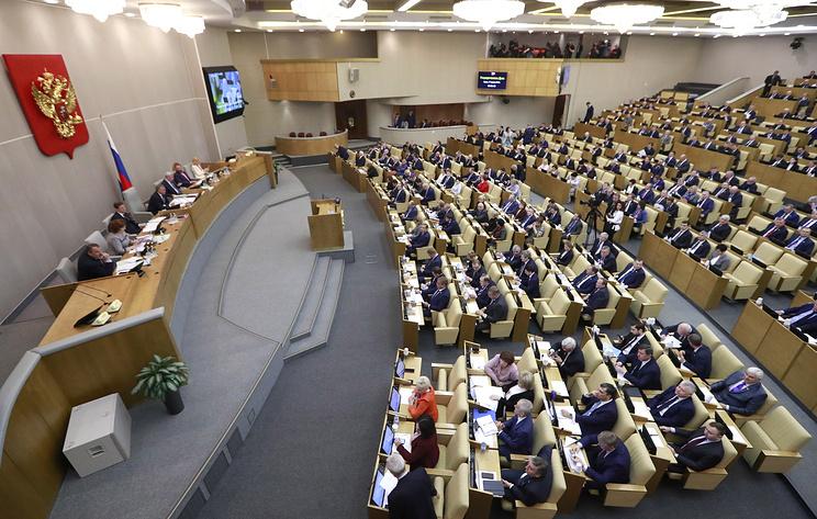 Госдума приняла закон о приостановке участия России в ДРСМД