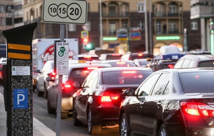 Законопроект о едином временном интервале перед оплатой парковки внесен в Думу