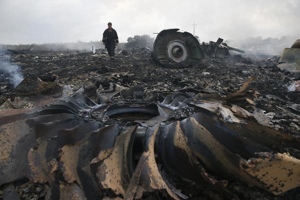 Журналисты назвали имена подозреваемых по делу «Боинга» в Донбассе