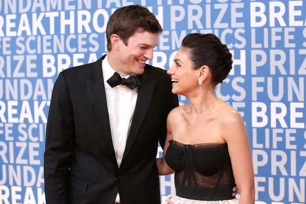 Мила Кунис и Эштон Кутчер прокомментировали новости о своем разводе