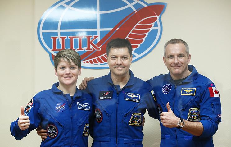 """""""Союз МС-11"""" с тремя членами экипажа МКС совершил посадку в Казахстане"""