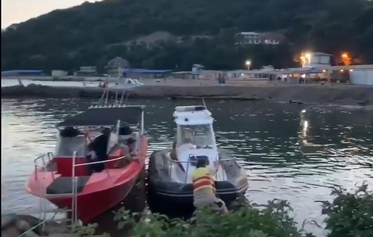 Капитан перевернувшегося в Черном море прогулочного судна задержан