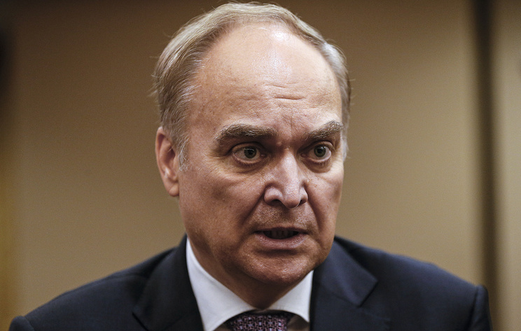 Антонов: Россия не обсуждает с США спекуляции Пентагона о ядерных испытаниях Москвы