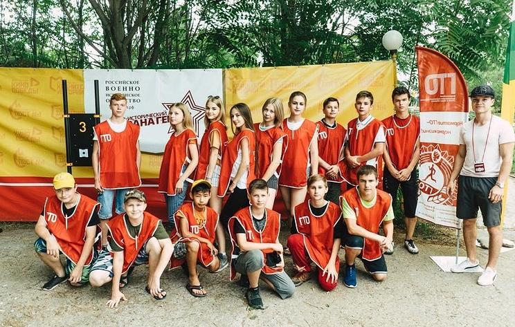 Около 1500 детей выполнят нормативы ГТО в военно-историческом лагере Астраханской области