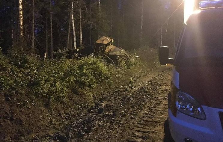 Число погибших при взрыве бензовоза в Свердловской области возросло до четырех