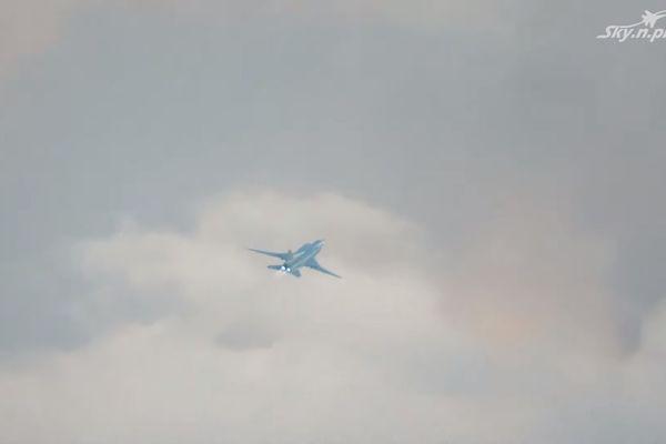 Необычный трюк ракетоносца Ту-22 попал на видео