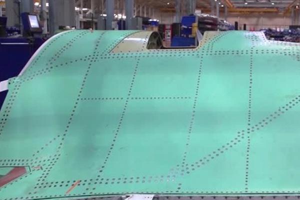 «Передовая» сборка F-35 попала на видео