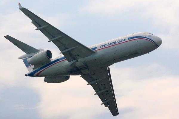 Правительство сравнило Ту-334 и SSJ-100