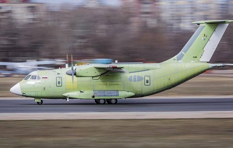 Источник: массу самолета Ил-112В снизят как минимум на 2 тонны