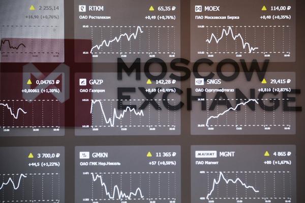 Рубль резко вырос