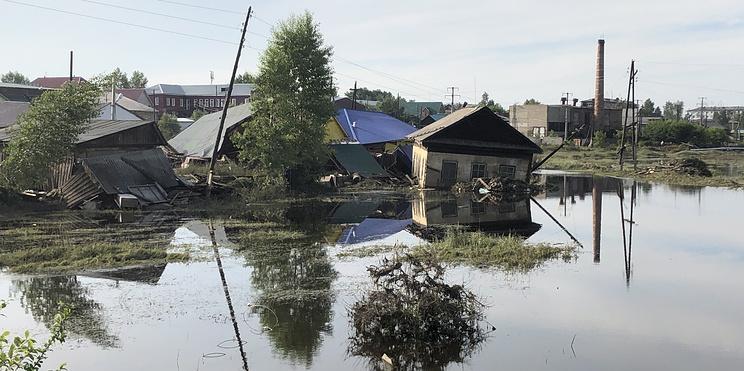 Паводок в Иркутской области обусловлен изменением климата? Возможно, но это не точно