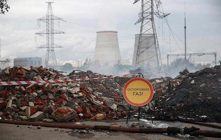 СК возбудил уголовное дело по факту пожара в Мытищах