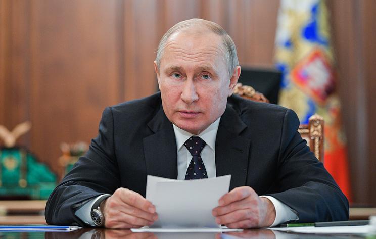 Путин готов ко встрече по Украине