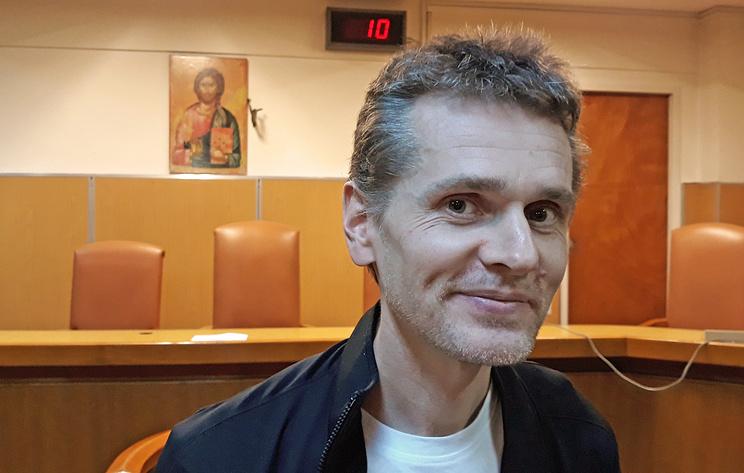 Греческий суд продлил содержание россиянина Винника под стражей еще на полгода