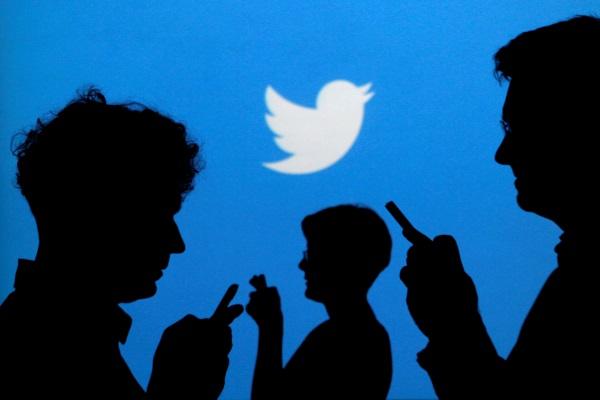 Twitter упал