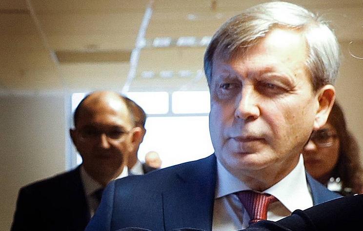 ОНК: замглавы Пенсионного фонда России Иванов подал в отставку