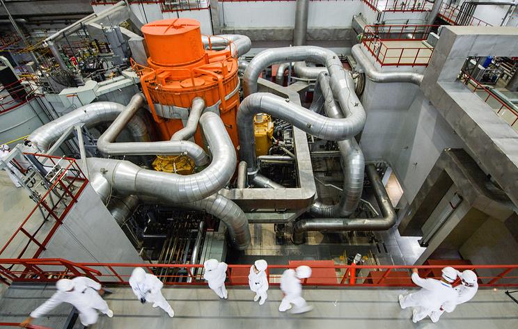 Энергоблок № 4 Белоярской АЭС отключен от сети после срабатывания защитного механизма