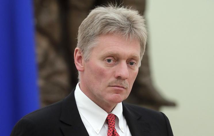 """Песков отверг предположения СМИ о финансировании Россией итальянской """"Лиги"""""""