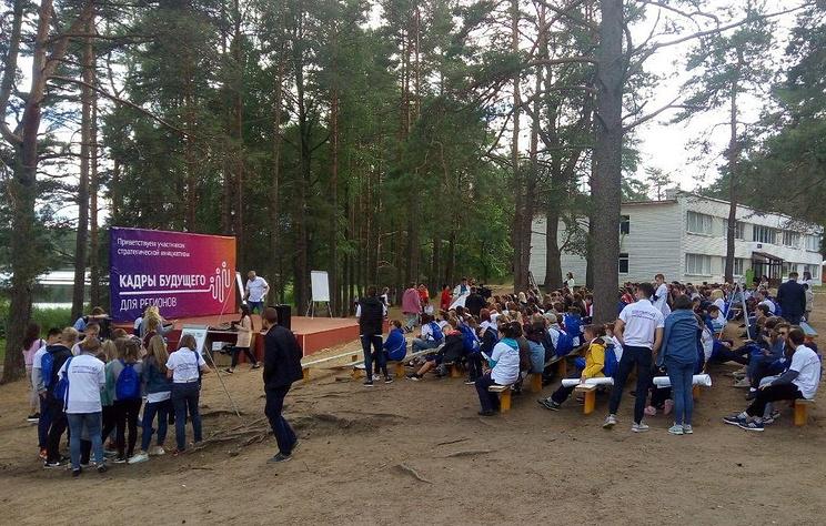 Новгородские школьники намерены организовать производство экопосуды из овощей