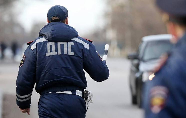В Хабаровске полицейский сбил троих пешеходов
