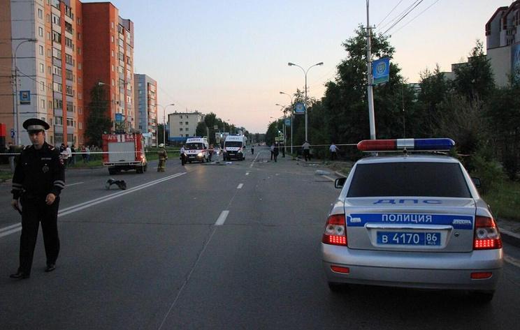 Три человека погибли в ДТП в Сургуте