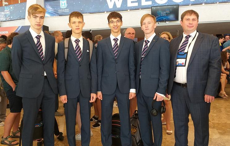 Российская сборная стала третьей в неофициальном зачете Международной физической олимпиады