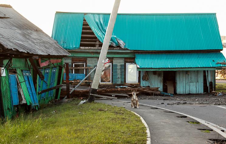 Для пострадавших от паводка в Иркуствой области нужно построить около 3,5 тыс. домов
