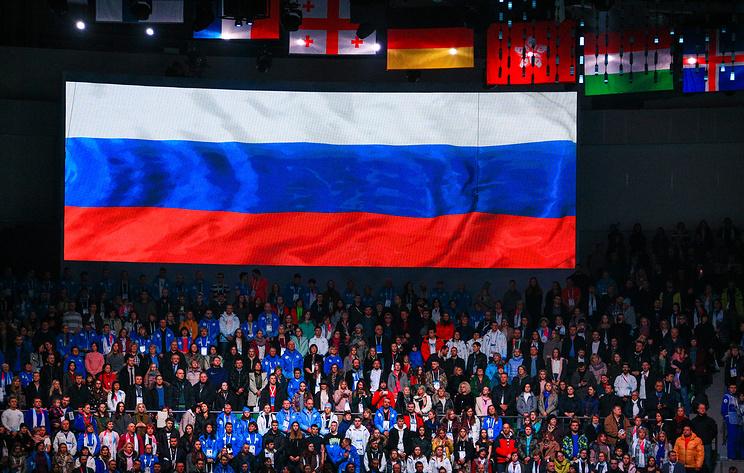 Сборная России завоевала 82 медали на Всемирной летней Универсиаде в Неаполе