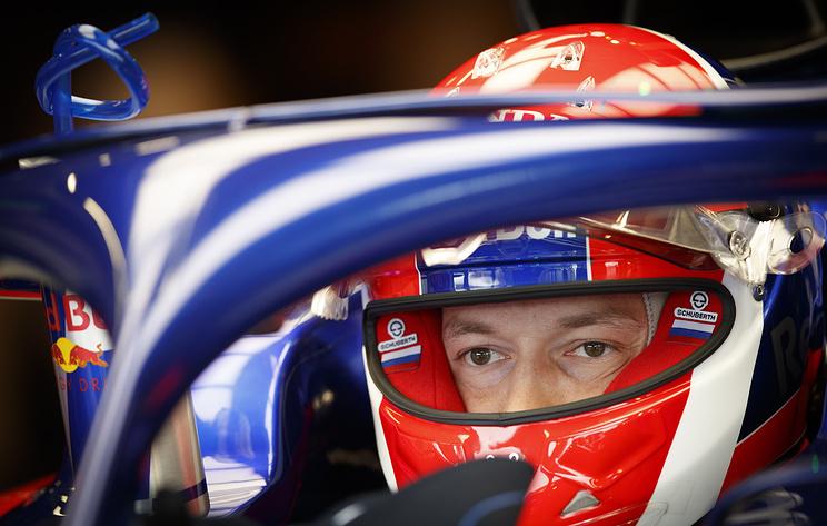 """Квят не ожидал, что сумеет набрать очки на этапе Гран-при """"Формулы-1"""" в Великобритании"""