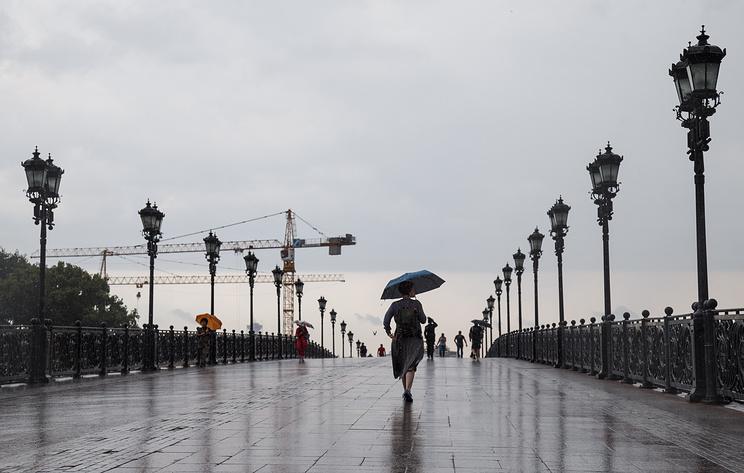 Ученые объяснили холодный июль в центральной части России глобальным изменением климата