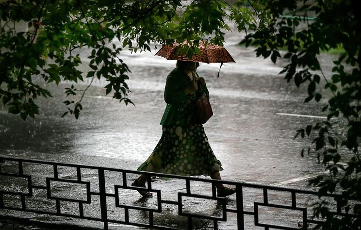 В Крыму 16 июля ожидаются ливни и град