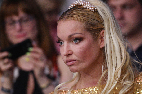 Волочкова отреагировала на обвинения в алкоголизме