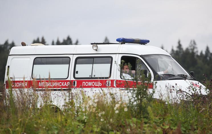 В Крыму более 50 человек госпитализированы в результате отравления в детском лагере