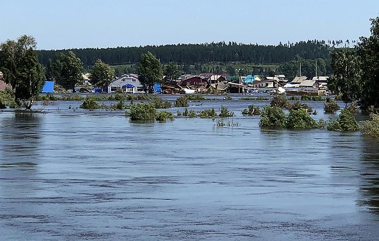 В Greenpeace считают, что паводок в Иркутской области может повториться из-за вырубки леса
