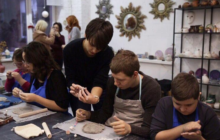 В Краснодаре создали рабочее пространство для людей с ментальными особенностями развития