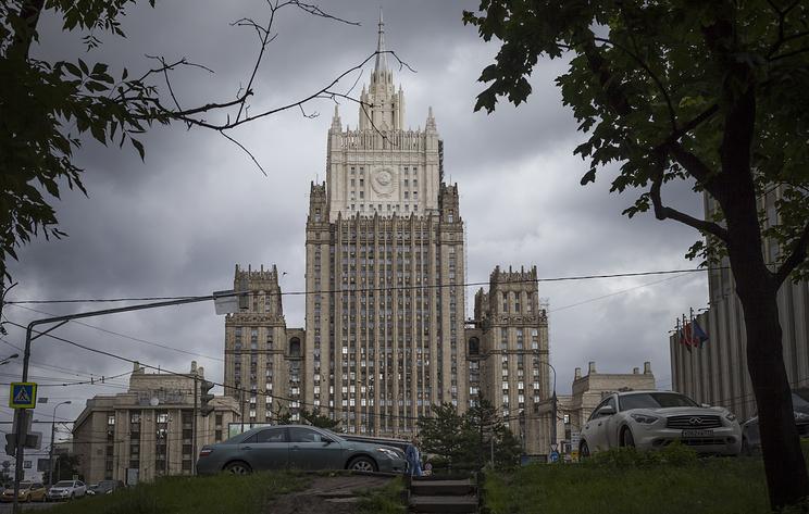 """МИД: Москва была вынуждена ответить Вашингтону, развязавшему """"визовую войну"""""""