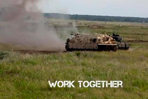 M1 Abrams и Т-72М1 сразились в Польше