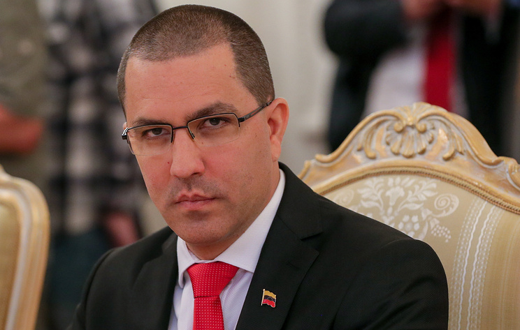 Глава МИД Венесуэлы не исключил встречу Рябкова с Мадуро