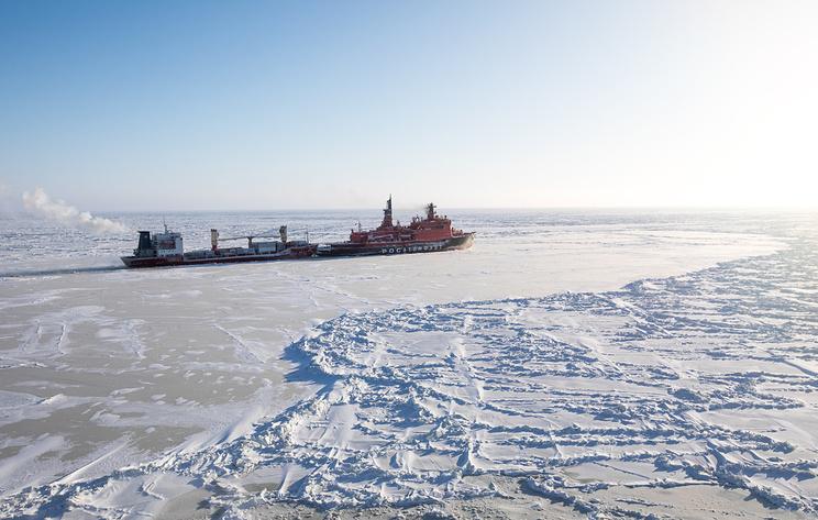 В США заявили, что Москва придает большее значение Арктике, чем Вашингтон