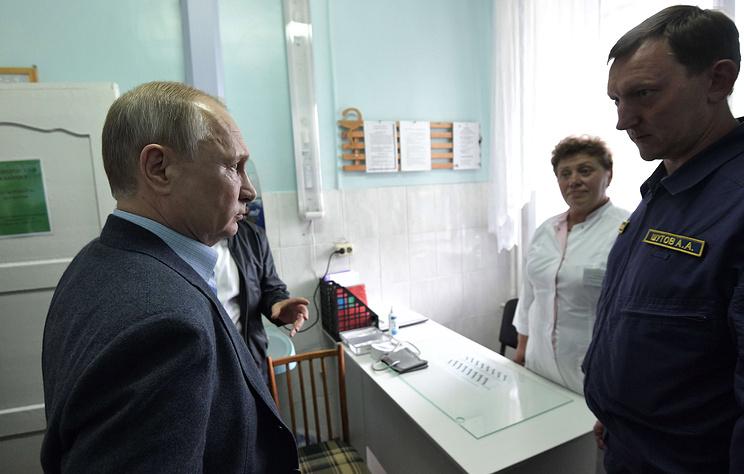 Путин: нужно найти баланс скорости и качества строительства жилья для пострадавших