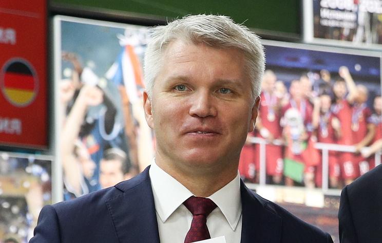 Колобкову разрешено участвовать в деятельности набсовета оргкомитета ЧМ-2022 по волейболу