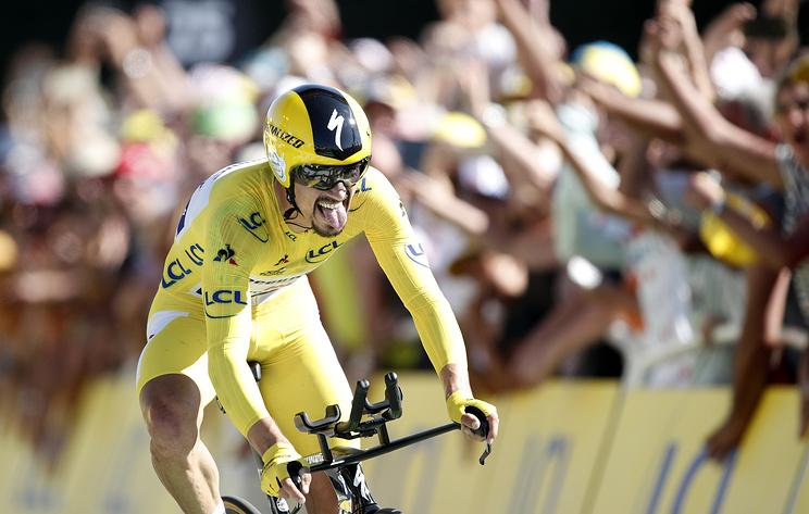 """Алафилипп стал победителем 13-го этапа """"Тур де Франс"""" и упрочил лидерство в общем зачете"""