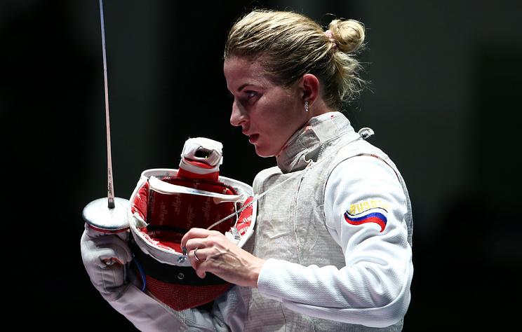 Рапиристка Дериглазова принесла сборной России первое золото ЧМ-2019 по фехтованию