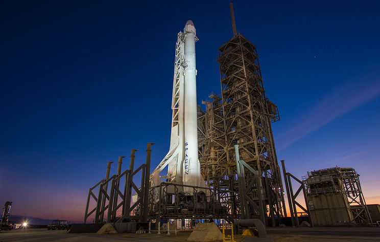 SpaceX перенесла запуск корабля Dragon на 24 июля