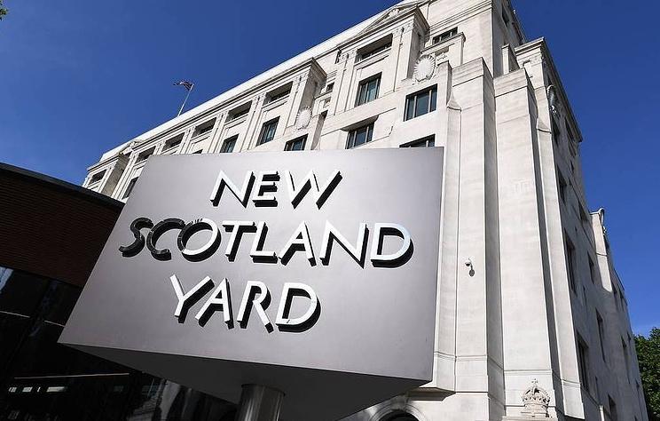 Хакеры взломали сайт, почту и Twitter Скотленд-Ярда